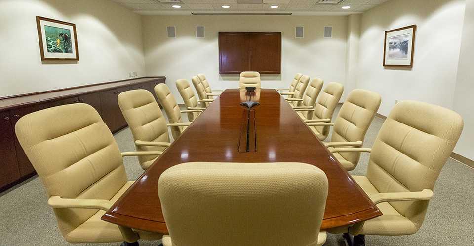 Hamilton Executive Conference Room | Riley Center